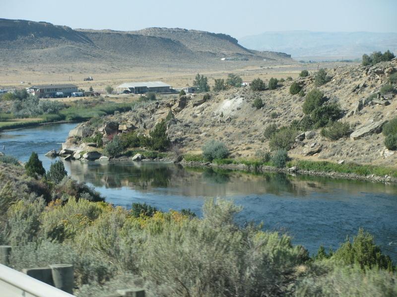 Rock Springs Wyoming Utah Tomorrow Gmcmotorhome